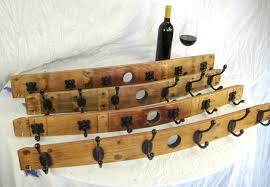 Wine Barrel Stave Coat Rack Wine Country Craftsman Official Site 18