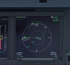 Ils Approach Rwy 23r In Heca Auto Flight Manual Flight