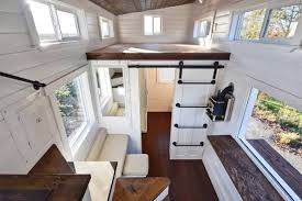 Clean White Finishes, A Full Shower, And Wrap Around Staircase Make This # TinyHouse By Tiny Living LTd. Win.pic.twitter.com/AXsdq2wLwY  Twitter