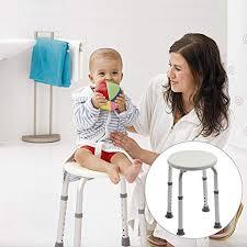 Shoze Adjustable Height Disability Shower <b>Bath</b> Seat Chair Stool ...
