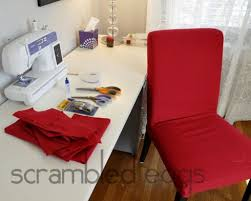 new covers for ikea harry or henriksdal chairs awesome diy