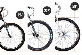 Mountain Bike Wheel Size Chart Mountain Bike Buying Guide Choosing A Mountain Bike Reid