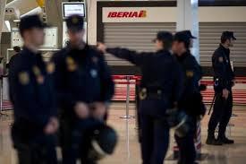 Resultado de imagen de ESTADO DE ALERTA 4 EN MADRID