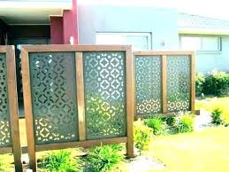 Free standing outdoor privacy screens Diy Freestanding Outdoor Privacy Screen For Deck Free Standing Screens Garden Fre Uitsprakeninfo Freestanding Privacy Screen Surgify