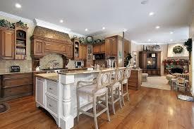 ... custom kitchen island designs ...