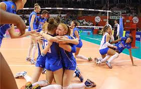 Image result for Young Volleyball Players