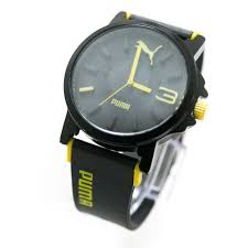 puma watch for men rubber belt yellow rs 350 on puma mens buy puma watch for men rubber belt yellow rs 350 on puma mens watches