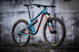 First Ride Ibis Ripmo Bike Magazine