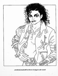 Small Picture Coolest Michael Jackson Bad Coloring Pages Colouring Pages