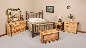 Rustic Furniture Bedroom Rustic Furniture Store Located In Western New York
