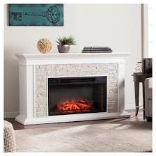 Southern Enterprises Avery 455 In Convertible Electric Fireplace Southern Enterprises Fireplace