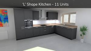 l shape kitchen german kitchen guide how much does a schuller kitchen cost