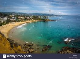 View Of The Pacific Coast From Crescent Bay Point Park In Laguna