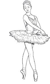 Small Picture ballet dancers coloring pages for teenagers and adults drawings of