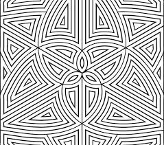 Small Picture Geometric Coloring Pages Best Coloring Pages adresebitkiselcom