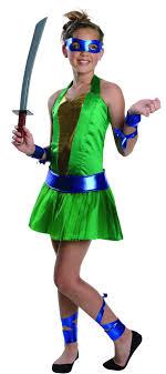 Teens Ninja Turtles Leonardo Costume ...
