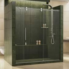 dreamline enigma frameless sliding shower door