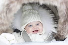Das Baby Im Winter Richtig Anziehen Familiede