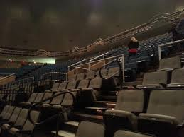 Ms Coliseum Jackson Seating Chart Seats Picture Of Mississippi Coast Coliseum And Convention