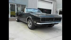 1968 Chevrolet Camaro RS Convertible for Sale - YouTube