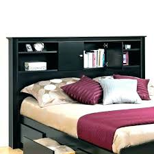 king size bed headboard ideas shelf diy reclaimed wood headboards for beds amazing of
