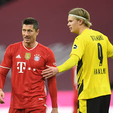 Robert lewandowski ( phát âm tiếng ba lan: Bayern Munich S Robert Lewandowski Has Heard The Rumors That Erling Haaland Could Be His Successor Bavarian Football Works