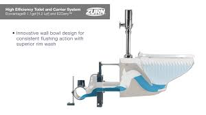 zurn toilets high efficiency toilet and carrier system you