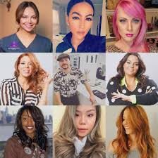 best hairstylists makeup artists eyebrow threaders colorists waxers and then some your beauty guru guide to the mile square you re wele
