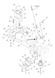 i have a troy bilt super bronco with a 42inch deck lawn tractor it troy bilt pony solenoid wiring diagram at Troy Bilt Pony Wiring Schematic