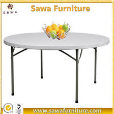 commercial al catering round plastic tables for