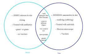 Bacteria And Viruses Venn Diagram Venn Diagram Of Viruses And Bacteria Magdalene Project Org