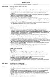 Medical Billing Supervisor Resume Sample Enrollment Manager Resume Samples | Velvet Jobs