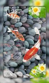 3D Koi Fish Live Wallpaper -HD Live ...