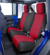 what are the best seat covers for trucks all things jeep neoprene rear seat covers for