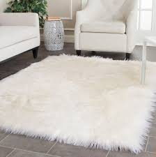 pictures gallery of faux fur rug share