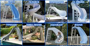 backyard pool with slides. We Offer A Complete Line Of Residential Swimming Pool Slides To Transform Your Backyard From Boring Personal Water Park In Own Backyard! With