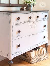 farmhouse chic furniture. Farmhouse Chic Pink Dresser1 Furniture