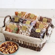 nuts sweets snacks