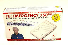 details about new telemergency 750 with wireless pendant elderly alert system no monthly fee