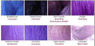 28 Albums Of Shades Of Purple Hair Dye Chart Explore
