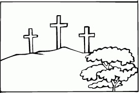 Stations Cross Coloring Pages Colorinenet 7954 Coloring Home