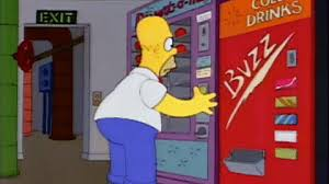 Simpsons Vending Machine Adorable Season 48 GIF Find Share On GIPHY