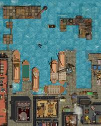 Pin by Anthony Lanni on Ship | Fantasy city map, Fantasy map, Tabletop rpg  maps