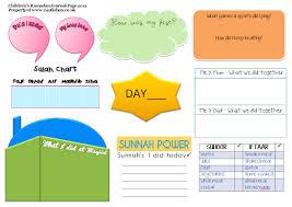 Create A Childrens Ramadan Journal For Ages 7 11 Zaufishan