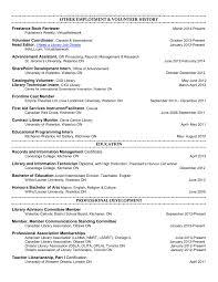 Librarian Resume Template Resume Peppapp