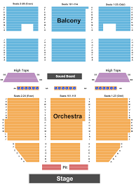 The Capitol Theatre Seating Chart Flint