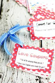 Relationship Coupon Book Family Activities And Ideas The Gracious Wife