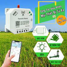Công tắc thông minh Hunonic Noma Điều khiển mọi thiết bị từ xa qua điện  thoại dùng sim- Hàng Việt Nam Chất Lượng Cao | Thiết bị điều khiển thông  minh