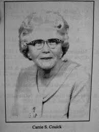 Carrie Eunice Sims Couick (1902-1994) - Find A Grave Memorial