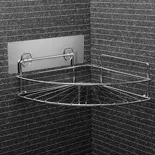 Gecko Corner Bathroom/Shower Rack: Amazon.co.uk: Kitchen & Home